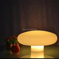 Waterproof Color changing desk lamp illuminated LED Mushroom Night Lights of glowing fungus decor holiday lighting