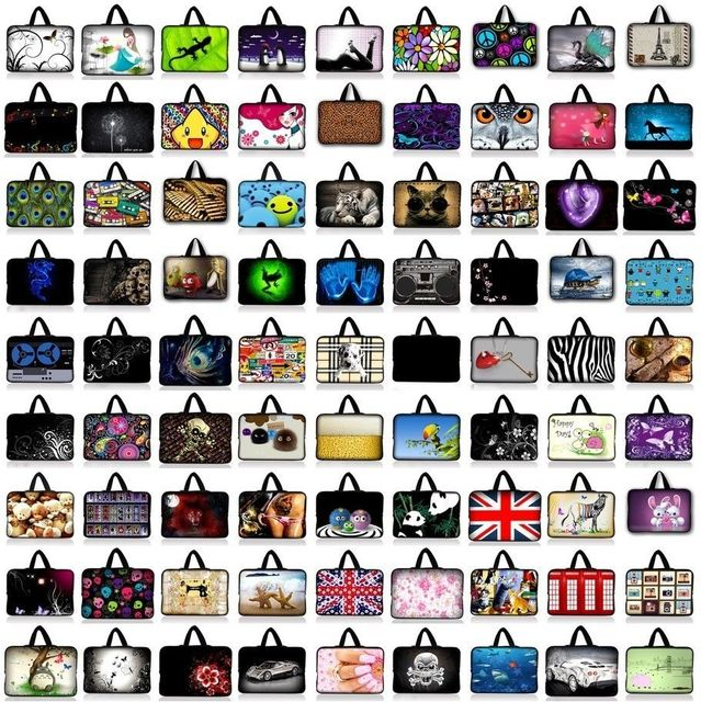 9.7 10.1 11.6 13 14 15 15.4 15.6 17.3 Computer Laptop Notebook Tablet Bag Case Men Women For ASUS Toshiba HP Acer notebook cover