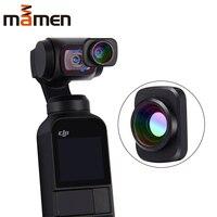 Lente macro de bolso para dji osmo  lente macro de angular  10x hd 4k  acessórios para gimbal  2019 mamen  OP-5 OP-6 lentes magnéticas