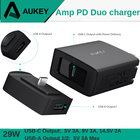 AUKEY 3 Port Fast Ch...