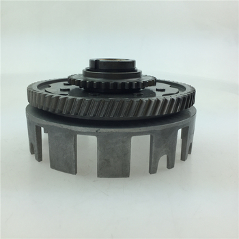 STARPAD For GN250 GN300 motorcycle accessories clutch accessories Friction plate clutch drum assembly