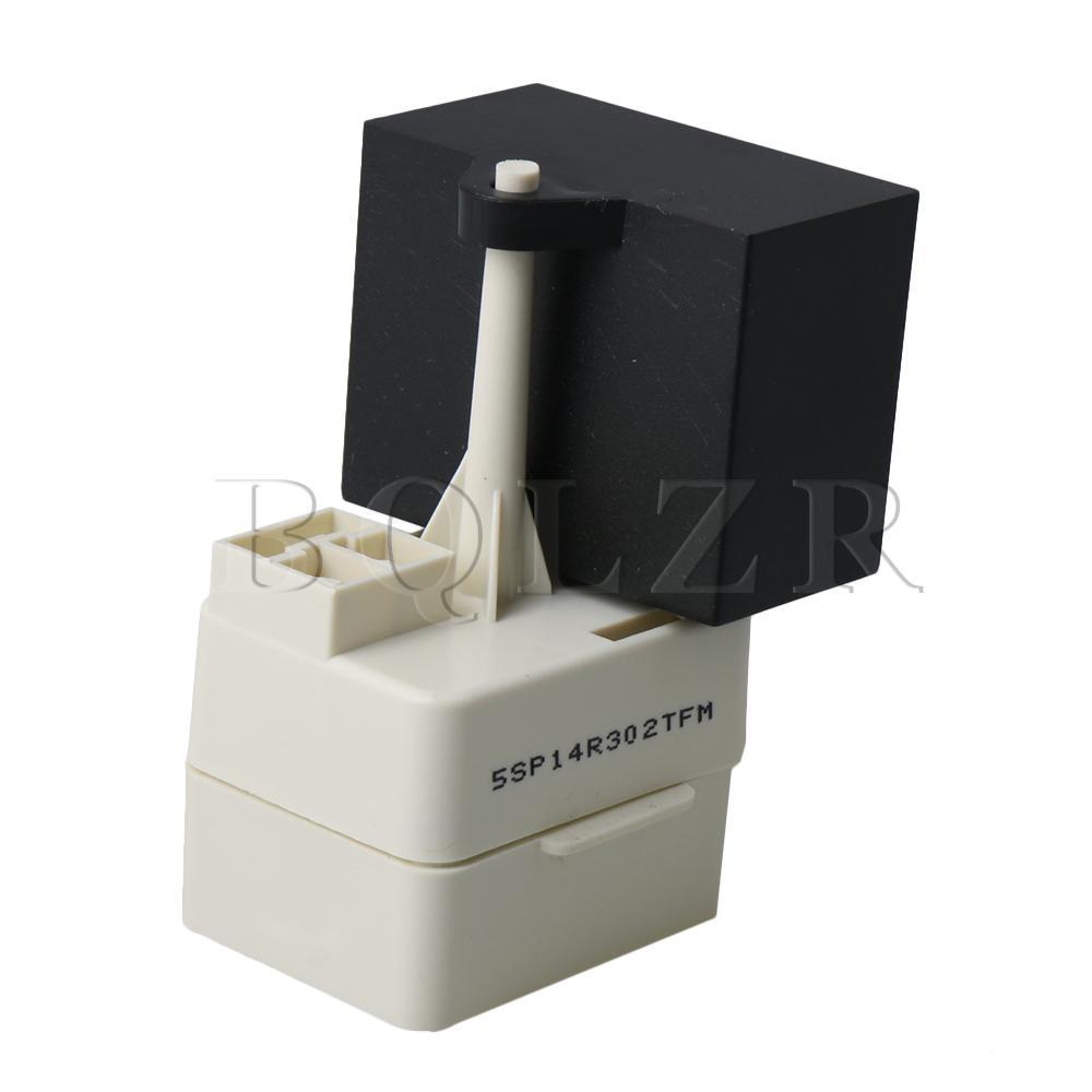 BQLZR W10613606 Refrigerator Compressor Start Relay & Capacitor For Jenn Air Kenmore Magic Chef Maytag 67003186 67003764