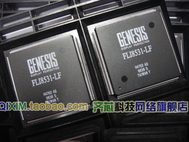 FLI8531-LF-AB FLI8531  QFP208 GENESIS new xc4013xla 07pq208c qfp208