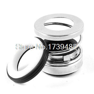 Rubber Bellow Single Spring 16mm Internal Dia Mechanical Shaft Pump Seal 108 28 28mm internal diameter mechanical water pump shaft seal