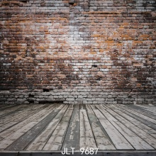 Retro photography background copy brick stone wall cloth