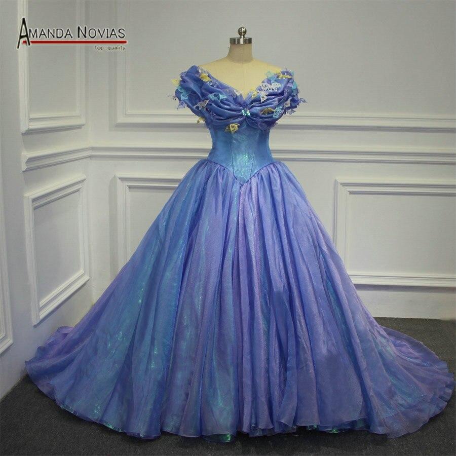 Cinderella 2016 Dress
