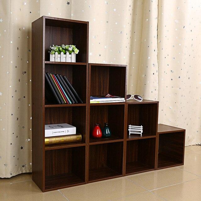 Multi funci n de madera estanter a art culos diversos for Gabinete de almacenamiento de bano de madera