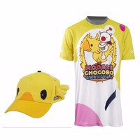 F15 Moogle Chocobo T Shirt Final Fantasy XV Noctis Lucis Caelum T Shirt Men Short Sleeve