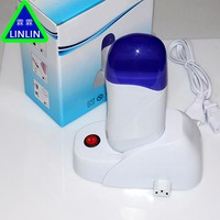 LINLIN Newest Wax Warmer Hair Removal Device Pot Heater Hair Removal Machine Wax Therapy HeatingDepilatoryRazor Blade