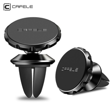 CAFELE Car Phone Holder Universal Magnetic 360 Degree Rotate Magnet Car Phone Holder for iphone samsung Smart Phone