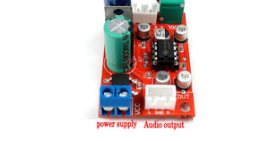 Image 2 - 12 فولت 24 فولت NE5532 OP AMP HIFI مكبر للصوت Preamplifier حجم لهجة EQ لوحة تحكم