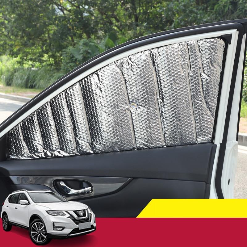 Insulate Car Windows: For Nissan X Trail X Trail T32 2014 2019 Sun Visor