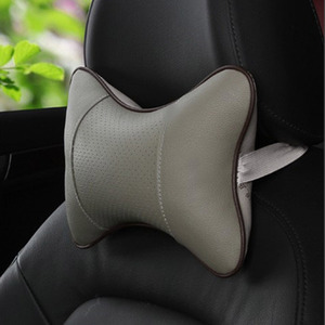 Image 5 - 1Piece Car Seat Headrest Head Neck Pillow Comfortable Soft Pad Neck Rest Support Cushion Car Neck Pillow Auto Head in car pillow