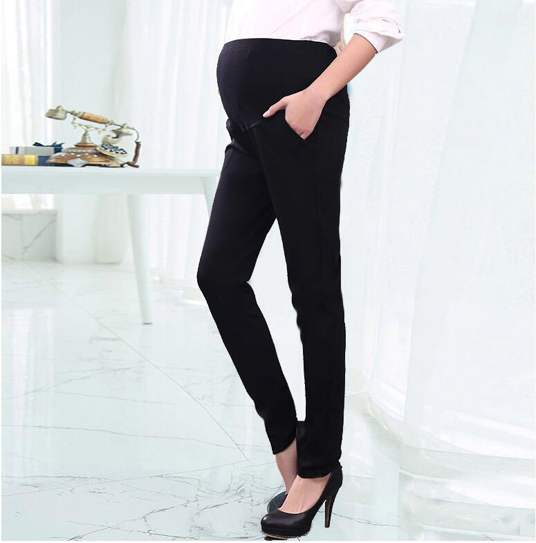 Summer Professional Maternity Pant For Pregant Women Straight Ol Business Office Lady Pregnancy Trousers P 045 In Pants Capris From Mother