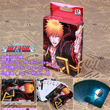 Anime Bleach Poker for Collection Game Cards Toys