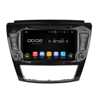 Android 8.0 octa core 4GB RAM car dvd player for JAC S5 ips touch screen headunits tape recorder radio with gps popular dvd