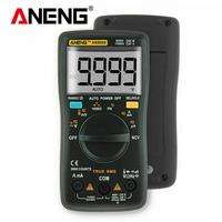 ANENG Digital Multimeter AN8009 LCD Display Multimeter 9999 Counts AC/DC Tester Black