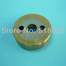 Roller-Coated Wedm-Ls-Machine-Parts with Titanium for C407 Od50mmx Id12mmx T14mm 130003359