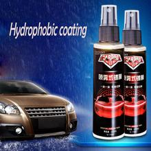100ML Car Paint Protecter Waterproof Rainproof Nano Hydrophobic Coating Auto Maintenan effectiveness of wipers about 3-6 months