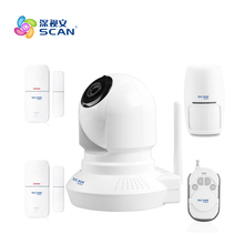 Daytech Home Security IP Camera Wireless WiFi Camera Surveillance 720P Night Vision CCTV Baby Monitor цена 2017