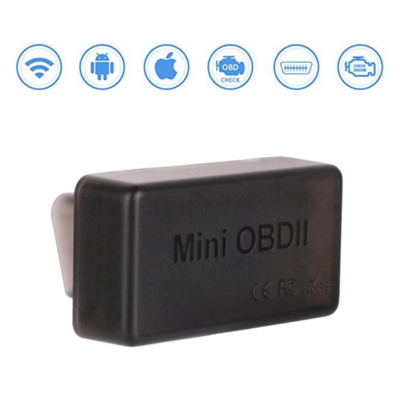 WIFI 100 Hardware V1 5 MINI WIFI OBDII ELM327 V1 5 Chip PIC18F25K80 OBD Car Code