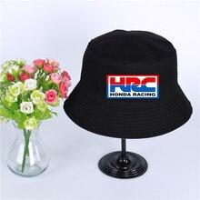 HRC Honda Racing Car Logo Hat Women Mens Panama Bucket Hat HRC Honda Racing  Car Design 33a7d3de348