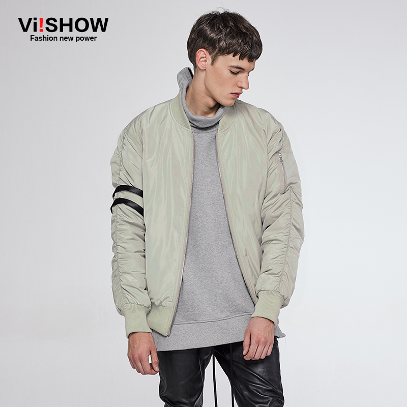 VIISHOW Men Casual Warm Jackets Solid Thin Breathable Winter Jacket Mens Outwear Coat Lightweight Parka Hombre Jaqueta MCZ0864 hot sale winter jacket men fashion cotton coat warm parka homme men s causal outwear hoodies clothing mens jackets and coats