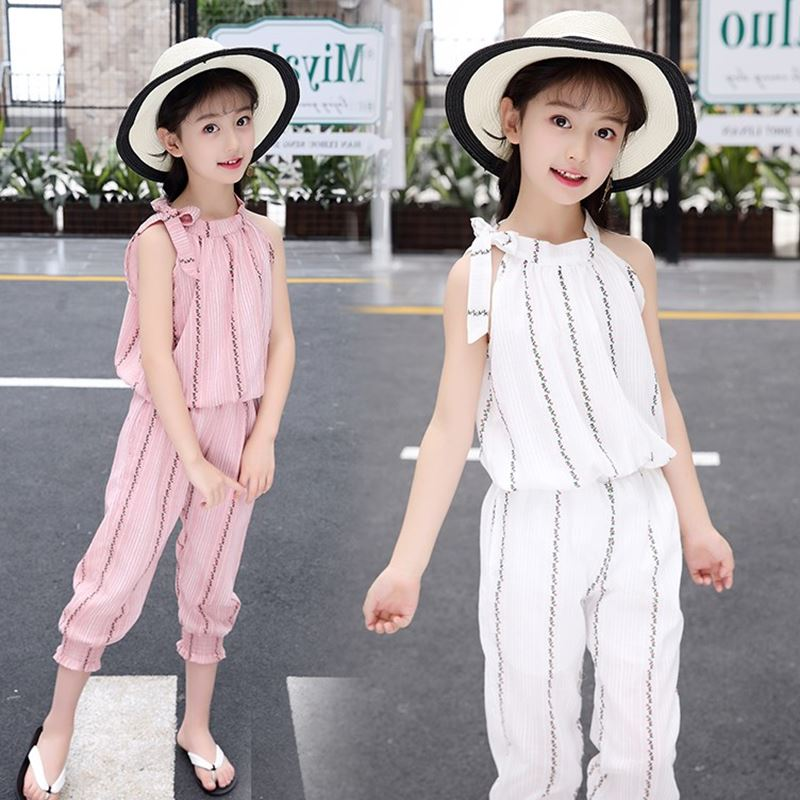 2019 Girls Two piece Fashion Suit Jacket + Shorts Fashion Temperament Summer Cotton and White White Children's Clothing-in Clothing Sets from Mother & Kids on Aliexpress.com   Alibaba Group