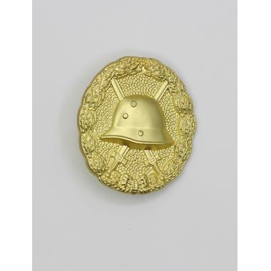 EMD WW1 Wound Badge In Gold 1