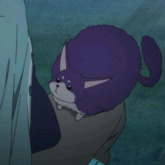 Más allá del límite Mitsuki Nase Yakiimo Cosplay Púrpura Lindo - Disfraces - foto 2