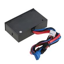 Картридеры для USB 3,0 концентратор мульти-Функция eSATA SATA Порты и разъёмы внутренний PC Медиа Передняя Панель аудио SD MS CF TF M2 MMC карты памяти