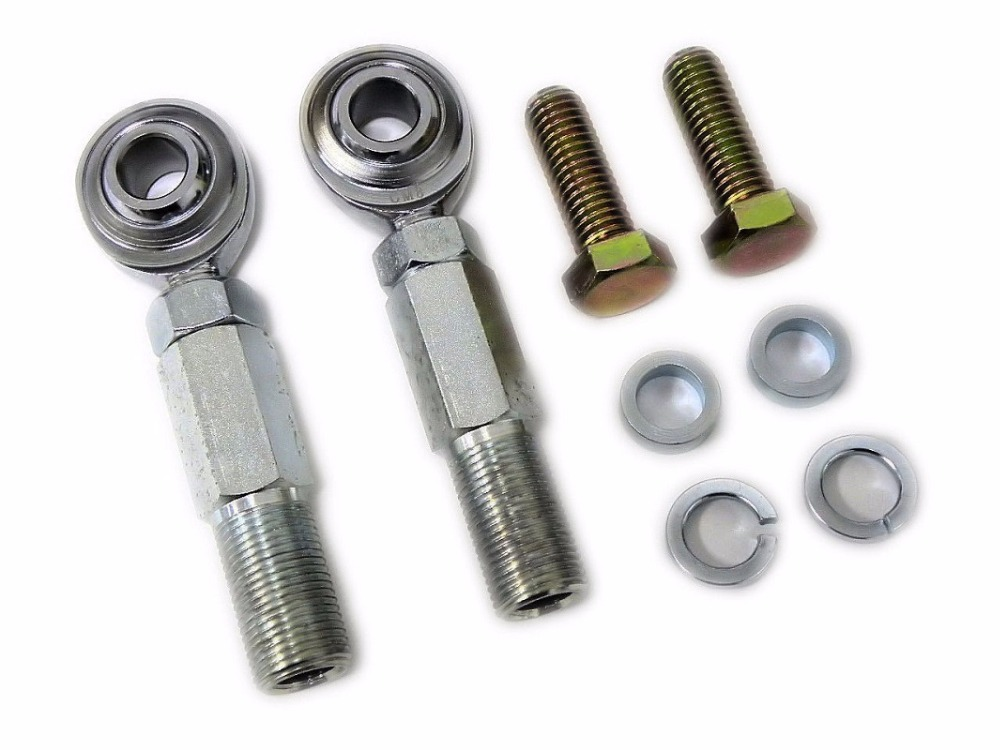 Rear Adjustable Rear Lowering Kit 1-2 Lowering/Drop/Slam Kit For Harley Softail 1989-1999 90 91 Softail Fatboy FXST FLST Softai kingsun rear adjustable ball joint camber control suspension arm kit for 1990 1997 honda accord acura cl tl1996 1999 blue