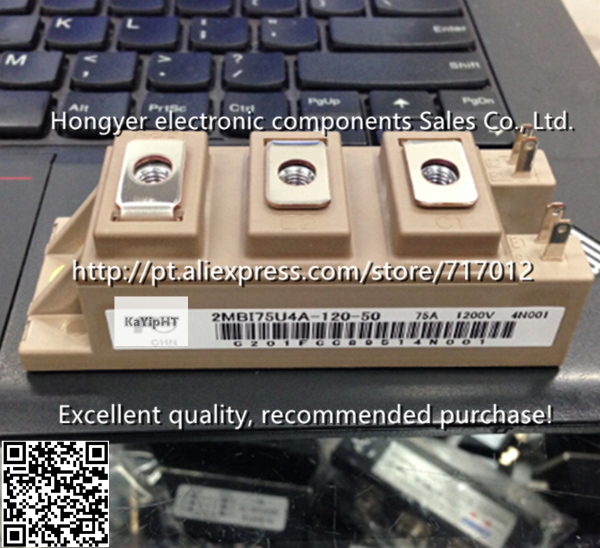 ФОТО Free Shipping  2MBI75VA-120-50 No New(Old components,Good quality)  IGBT:75A-1200V ,Can directly buy or contact the seller.