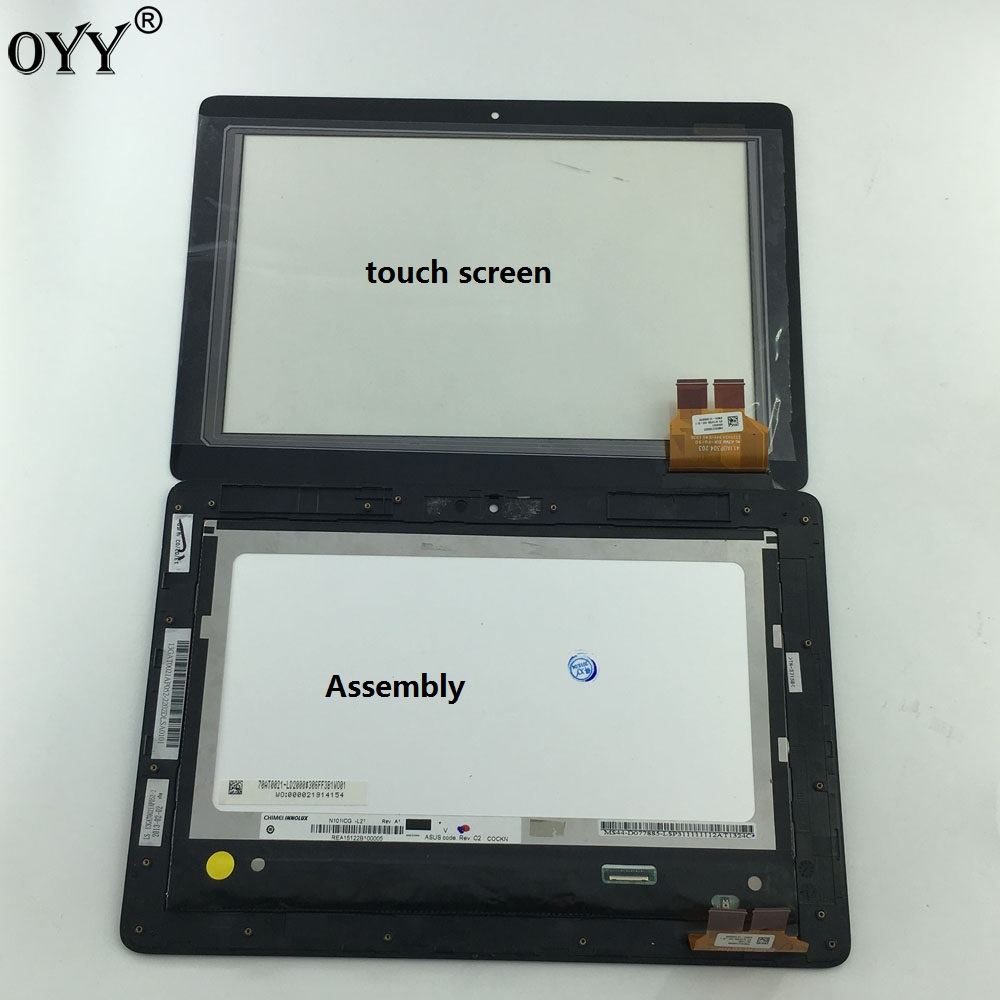 Full LCD display & Touch Screen panel Digitizer assembly with frame for Asus PadFone 2 Station A68 Tablet PC 41.1AUP304.203 цена