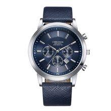 CHRONOS Man watch Man Watches Luxury Wristwatch Mens Casual Quartz Business Sport Watch Clock Male Sports Watches CH0401