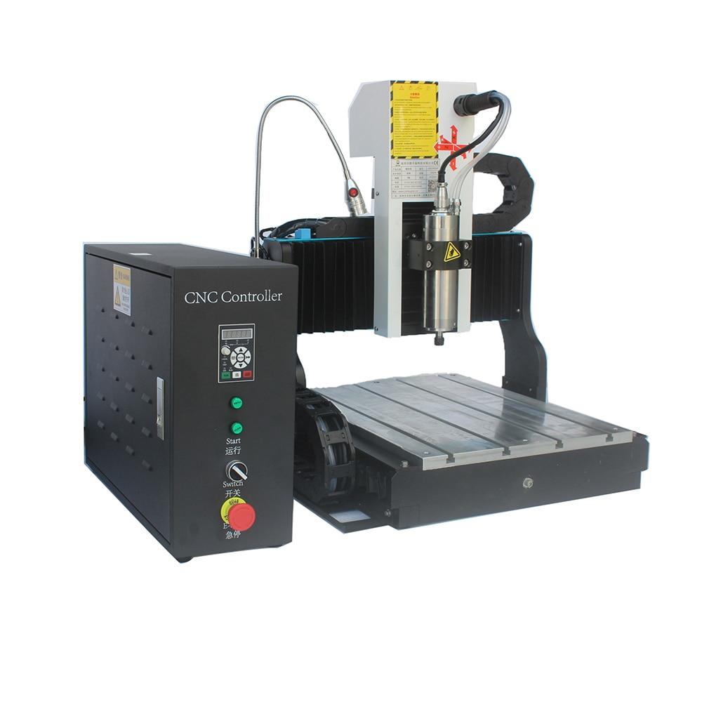 JFT Portable 3030 Axis Draw Metal Engraving Fresatura Router di - Attrezzature per la lavorazione del legno - Fotografia 4