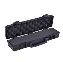 Plastic waterproof shockproof Violin suitcase plastic tool box