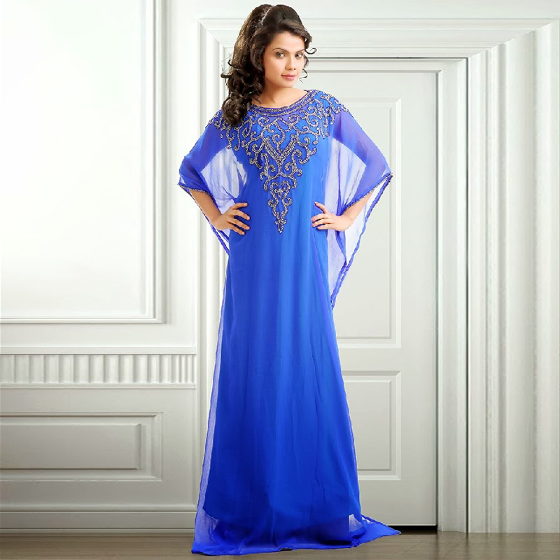 long dress robe caftan