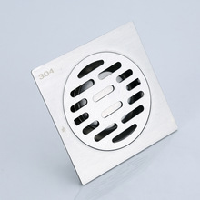 ITAS1114 Big Displacement Drain Deodorization Style Stainless Steel Bathroom Washing Machine Dedicated Floor Drain цены