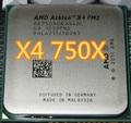 Бесплатная доставка для AMD X4 750X четырехъядерных процессоров настольных компьютерные интерфейсы FM2 CPU