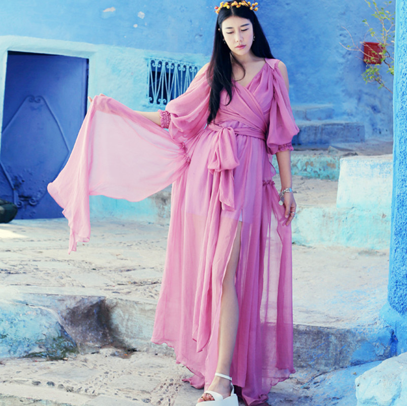 Maxi Ancient Greek Style Dress With Deep Neckline And: Popular Greek Women-Buy Cheap Greek Women Lots From China