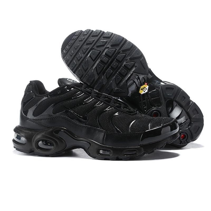 D'origine Nike Air Max Plus Tn Hommes chaussures de course Résistant à l'usure Choc-Absorbant de Rétro Nike Air Max Plus tn Airmax TN Hommes