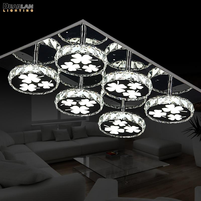 Led Light Fixtures Good: Good Quality New LED Ceiling Light Fixture Flush Mounted