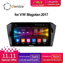 Ownice C500+ G10 Octa Core 2G RAM Android 8.1 10.1″ Car Radio DVD Player Navi Audio For Volkswagen VW Magotan 2017 4G LTE DVR