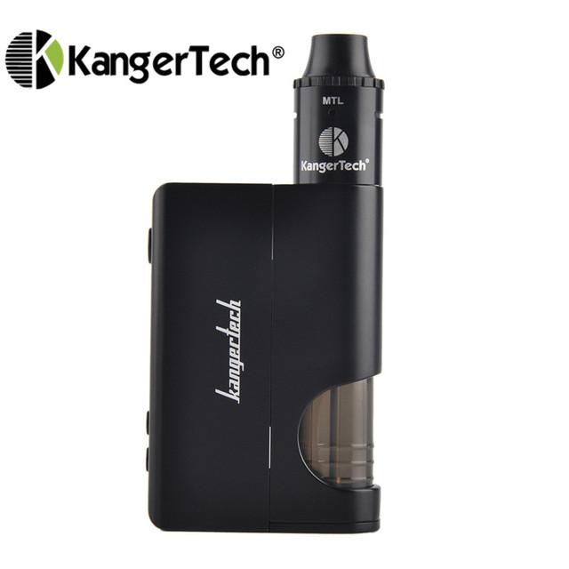 Kangerth DRIPBOX + 2 Kit 80.0 W Caja Mod Cera Vaporizador Atomizador Cigarrillo Vapor Cigarrillo Electrónico Narguile E Cig Elektronik Sigara