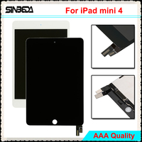 Sinbeda LCD Display Replacement For IPad Mini 4 Tablet Touch Screen Panel Digitizer Assembly For IPad