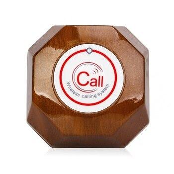 RETEKESS T133 llamada Pager 433 Mhz llamada inalámbrico RF transmisor para clínica Hotel oficina llamada sistema de paginación invitado servicio