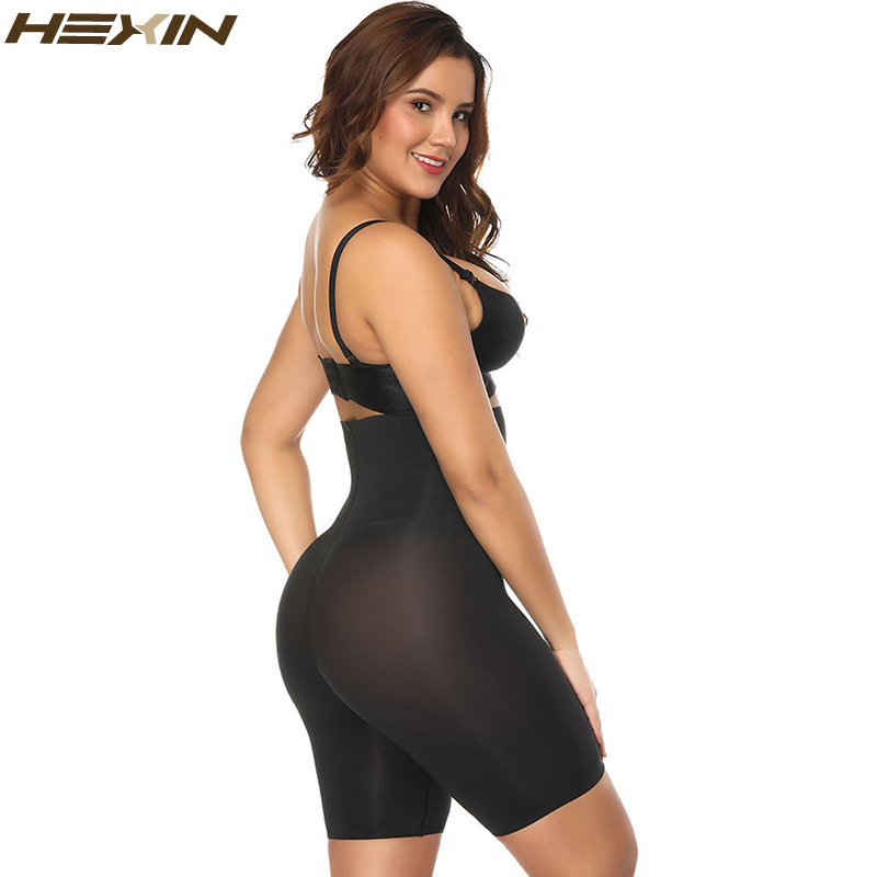 b5fb61076cb6f HEXIN High Waist Shapers Slimming Butt Booty Lifter With Tummy Control Body  Shaper Briefs Women Underwear