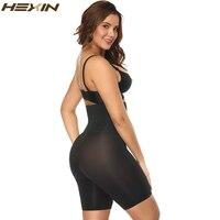 HEXIN High Waist Shapers Slimming Butt Booty Lifter With Tummy Control Body Shaper Briefs Women Underwear Waist Trainer Cincher