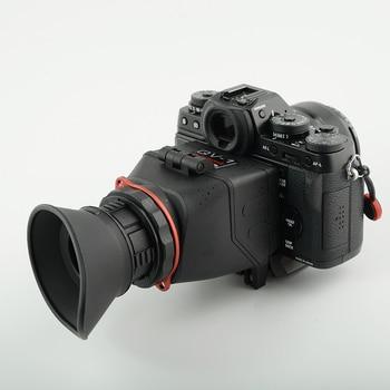 "KAMERAR QV-1 LCD Viewfinder For 3""-3.2"" CANON Nikon Sony Olympus DSLR Cameras"